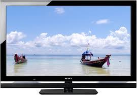 sony kdl 32v5500 téléviseurs lcd sur vidéo