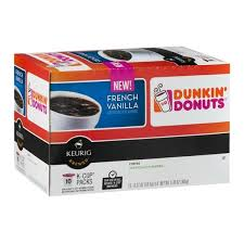 Dunkin Pumpkin Spice K Cups by Dunkin Donuts French Vanilla K Cups Hy Vee Aisles Online Grocery