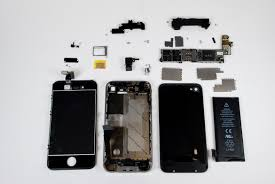 Cracking Open the Apple iPhone 4