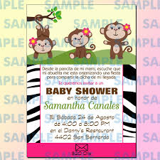Para Invitaciones Baby Editar Shower De