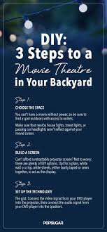 DIY Your Own Backyard Movie Theater In 3 Steps | Backyard, Movie ... 16 Diy Outdoor Shower Ideas Fixtures Creative Design And Diy Backyard Theater Fence What You Need For A Movie Family Hdyman These 27 Projects For Summer Are Extremely Cool Best 25 Theatre Ideas On Pinterest Theater How To Build Huge Screen Cheap Youtube Movie Tree Deck House Kids Tree Bring More Ertainment Your Backyard By Building An Outdoor System 9foot Eertainment W How Sports