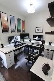 büroecke im schlafzimmer salas de informática quarto