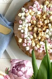 saftiger zitronencake rezepte für kinder einfach lecker