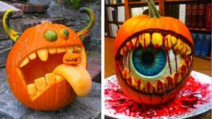 The Most Creative Halloween Pumpkin DIY Decorations YouTube