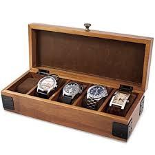 Dresser Valet Watch Box by Ideas For Rob Wood Watch Box 29 99 Bedbathandbeyond Com 2016