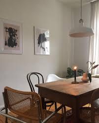 skandinavisch stuhlmix esszimmer tisch cozy hy