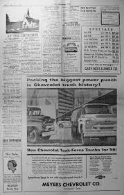 Index Of Names (A-G) From The 1956 Bridgeport Index Newspaper Stop Measuring Everything Savage Thoughts Denooyer Chevrolet Denooyer_chevrolet Instagram Profile Picdeer Truck Hits Prosters In Flint Mich Index Of Names Ag From The 1956 Bridgeport Newspaper City Making Way For Food Trucks Untitled Medco Piney Woods Celebrate Partnership Harrison County News Double Duty Tci Magazine 611_full_tci Magd 11704qxd