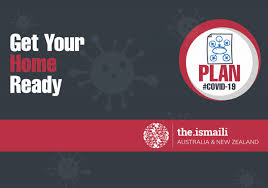 Get A Home Plan Covid 19 Get Your Home Ready Plan The Ismaili