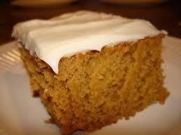 Pumpkin Cake Paula Deen by Pumpkin Bars