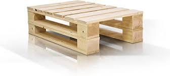 moebel eins paletti duo couchtisch massivholztisch