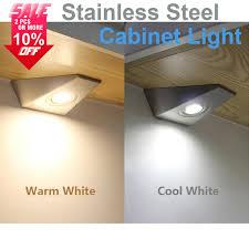 aliexpress buy slim design stainless steel led cabinet light