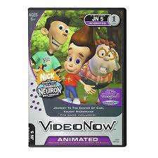 Videonow Personal Video Disc The Adventures Of Jimmy Neutron Boy Genius