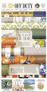 100 Carter Design Wall Street Journal Article Interiors