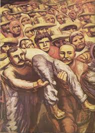 David Alfaro Siqueiros Murales by W Wall Paintings U2013 Violence Through The Arts In Latin America A