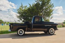 100 1955 Chevy Truck Restoration Chevrolet 3100 For Sale Galerie