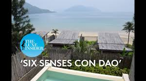 100 Con Dao Six Sense S Ocean View Duplex Pool Villa By The Luxe Insider