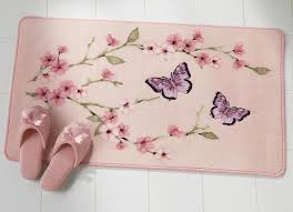 Cherry Blossom Bathroom Decor by Girly Butterfly Decorations Ideas For Wall Bedroom The Latest