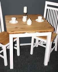 massivholz tisch ausziehbar 77 127x77 2farbig weiß gelaugt ausziehtisch kiefer