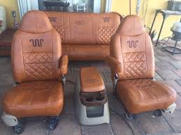 Ford F 250 f350 king ranch seats Asientos Auto Parts in Miami