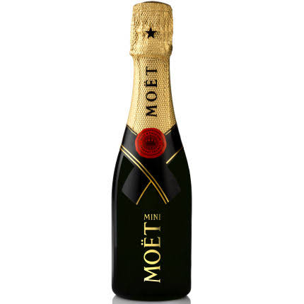 Moet & Chandon NV Imperial Champagne - 187ml