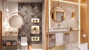 Bathroom Floor Design Ideas Best 50 Bathroom Decorating Ideas Bathroom Floor Tiles Wall Tiles Design Stylish 2021