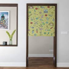 Amazoncom Japanese Style Tapestry Noren Door Hallway Kitchen