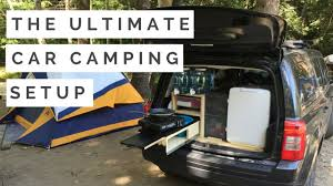 The Ultimate Car Camping Setup - YouTube Ultimate Auto Exotic Car Sales Luxury Custom 12 Best American Muscle Cars Rare And Fast Website Truck Liner Coatings Accsories Bull Bars Leonard Buildings Suv The Camping Setup Youtube Alburque Nm Oe Style Bed Rail Cap Aftermarket Westin Automotive Hot Wheels Buy Tracks Gifts Sets Omaha Tool Boxes Utility Chests Uws