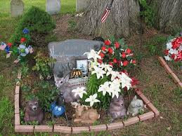 ideas for graveside decorations 7 best grave decorations for my images on cemetery