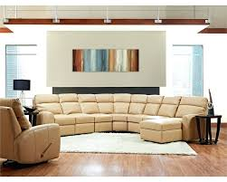 148 mesmerizing darrin leather reclining loveseat with console