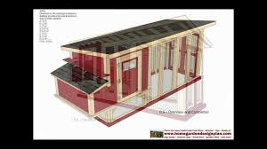 Slant Roof Shed Plans Free by M101 Free Chicken Coop Plans How To Build A Chicken Coop