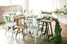 Rustic Elegant Furniture Elegance Dining Chairs