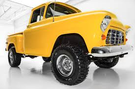 100 Used Chevy 4x4 Trucks For Sale 1956 Chevrolet Pickup 3100 Awesome Truck