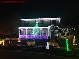 Christmas Tree Lane Ceres Ca Address by Best Christmas Lights And Holiday Displays In Livermore Alameda