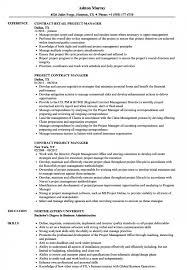 Pharmaceutical Medium To Large Size Of Contract Project Manager Resume Samples Velvet Jobs S Sample Job Description