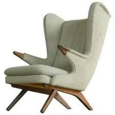 Hans Wegner Papa Bear Chair Replica by Hans Wegner Papa Bear Chair For Sale At 1stdibs