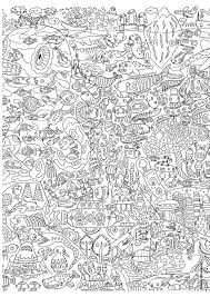To Print Coloring For Adults 13 Click On The Printer Ocean PagesAdult PagesDetailed