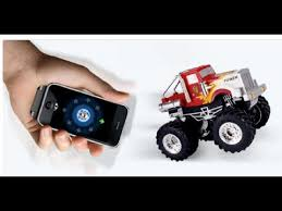 iphone controlled monster truck ipad ipod touch youtube