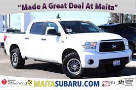 100 Used Trucks For Sale Sacramento 2011 Toyota Tundra 4WD Truck In CA Stock T62010