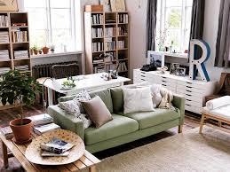 ikea karlstad sofa büro wohnzimmer wohungsdekoration