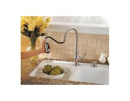 Glacier Bay Faucet Leaking From Neck by Faucet Com F 529 7tms In Stainless Steel By Pfister