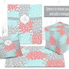 Coral Colored Bedding by Coral Colored Quilt Set Coral Colored Bedding Sets Uk Coral