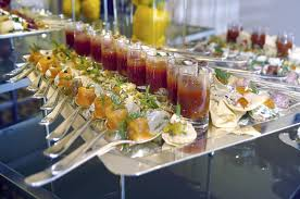 Ideas About Finger Foods For Wedding Reception