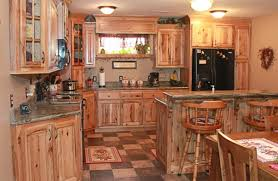 Menard Kitchen Cabinets Colors Cabinet Awesome Hickory Kitchen Cabinets With Granite