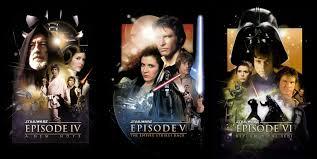 Star Wars Trilogy Poster By Sans Fi