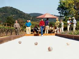 Backyard Bocce - Sunset Bocce Ball Courts Grow Land Llc Awning On Backyard Court Extends Playamerican Canvas Ultrafast Court Build At Royals Palms Resort And Spa Commercial Gallery Build Backyards Wonderful Bocceejpg 8 Portfolio Idea Escape Pinterest Yards