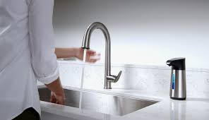 Kohler Touchless Faucet Battery by Touchless Foaming Soap Dispenser U2013 Wave Bye Bye To Dirty Dirty