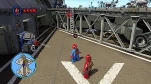 That Sinking Feeling Lego Marvel Xbox by Lego Marvel Super Heroes Xbox 360 Walkthrough Page 9