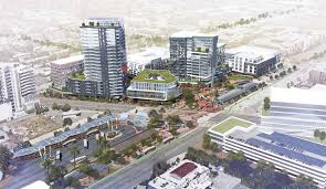 100 Century 8 Noho Updated Vision Emerges For North Hollywood Metro TOD