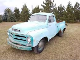 100 Studebaker Pickup Trucks For Sale 1956 For ClassicCarscom CC1161121