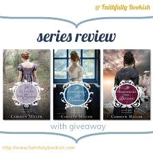 Faithfully Fit February 2014 by Regency Brides A Legacy Of Grace By Carolyn Miller Series Review